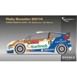 Ford Fiesta WRC Solowow...