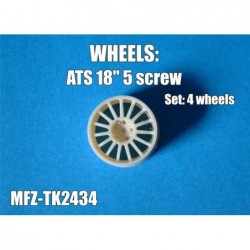 ATS wheels 5 screw