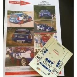 Toyota Corolla WRC OMV...
