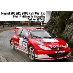 Peugeot 206 WRC 2003...