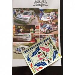 Peugeot 306 Maxi Kit Car...