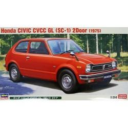 Honda Civic CVCC GL SC-1