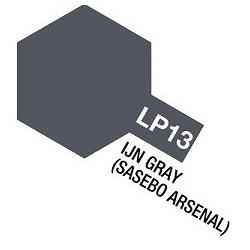 LP-13 IJN Gray (Sasebo A)