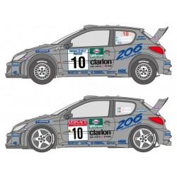 Peugeot 206 WRC Works 2000...
