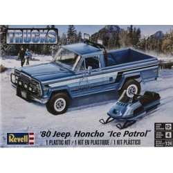1980 Jeep Honcho Ice Patrol