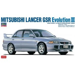 Mitsubishi Lancer GSR Evo III
