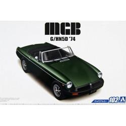 MG-B Mk.III 1974