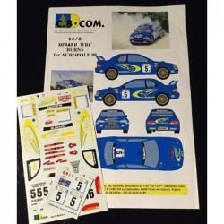 Subaru Impreza WRC 1999...