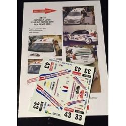 Toyota Corolla WRC 2000...