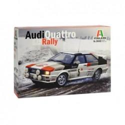 Audi Quattro rally Mikkola