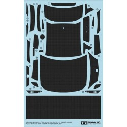 Toyota 86/86GT carbon decal...