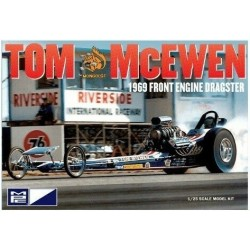 Tom McEven Tirend Dragster