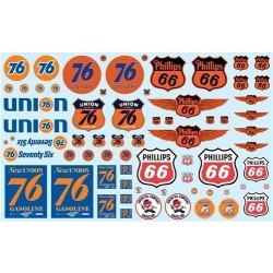 Philips 66 & Union 76 decal...