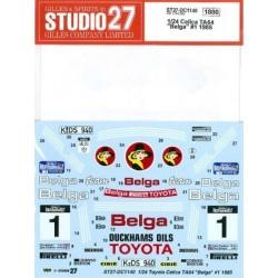 1/24 Celica Grp B Belga