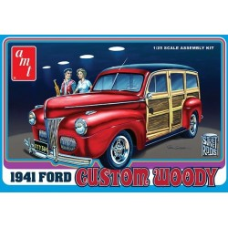 41 Ford Woody