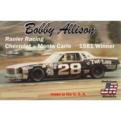 Bobby 1981 Chevy Monte...