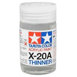 Acrylic Thinner X-20A  46ml