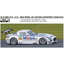 Mercedes Benz SLS GT3...