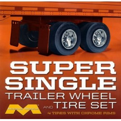 Super Single Trailer Wheels...