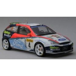 Ford Focus WRC McRae Monte...