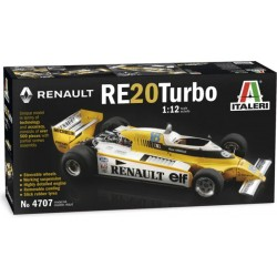 Renault RE23 turbo F-1