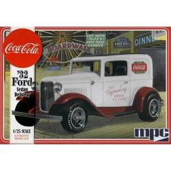 1932 Coca-Cola Ford Sedan...