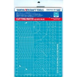 Cutting Mat A5 Blue