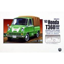 1963 Honda T360 Roof