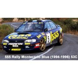 Subaru 555 Blue 1994 - 1996