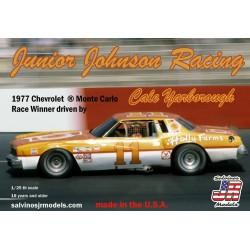 1977 Chevy Monte Carlo...