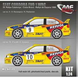 Seat Cordoba EVO 1 WRC...