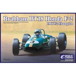1966 Brabham Honda bt18 F2...