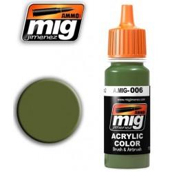 RAL 7008 Graugrün opt.2