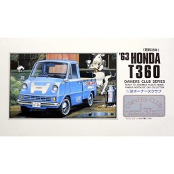 '63 Honda T360
