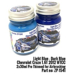 Chevrolet Cruze WTCC 2012