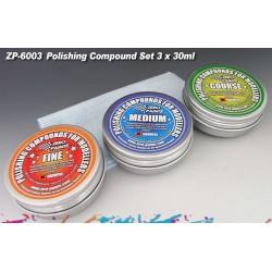 Polishing Compound set