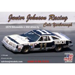 Johnson 1979 Oldsmobile 442...
