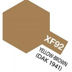 XF-92 Yellow-Brown DAK 1941
