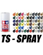 Spray TS - color